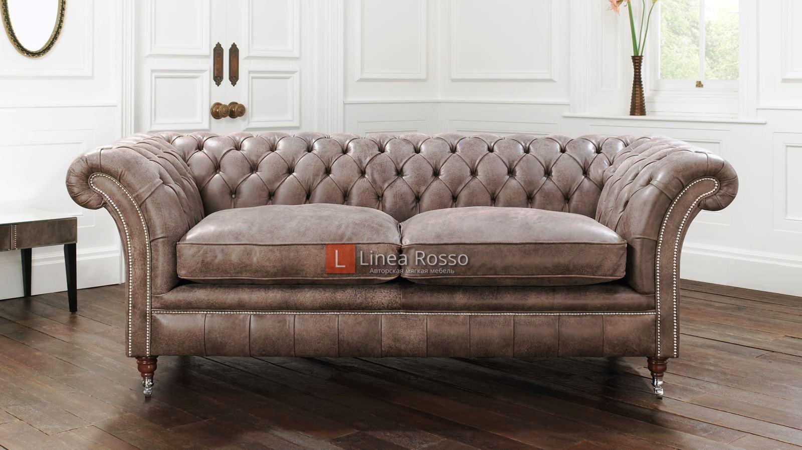 3586 - Прямые диваны под заказ
