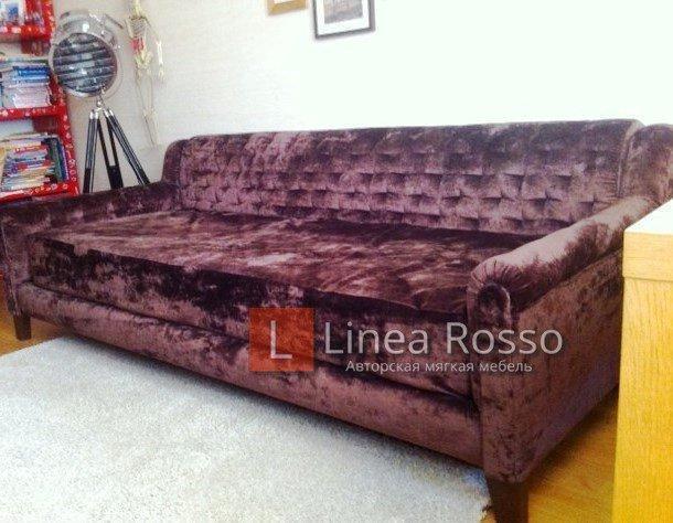 Защита и уход за мягкой мебелью