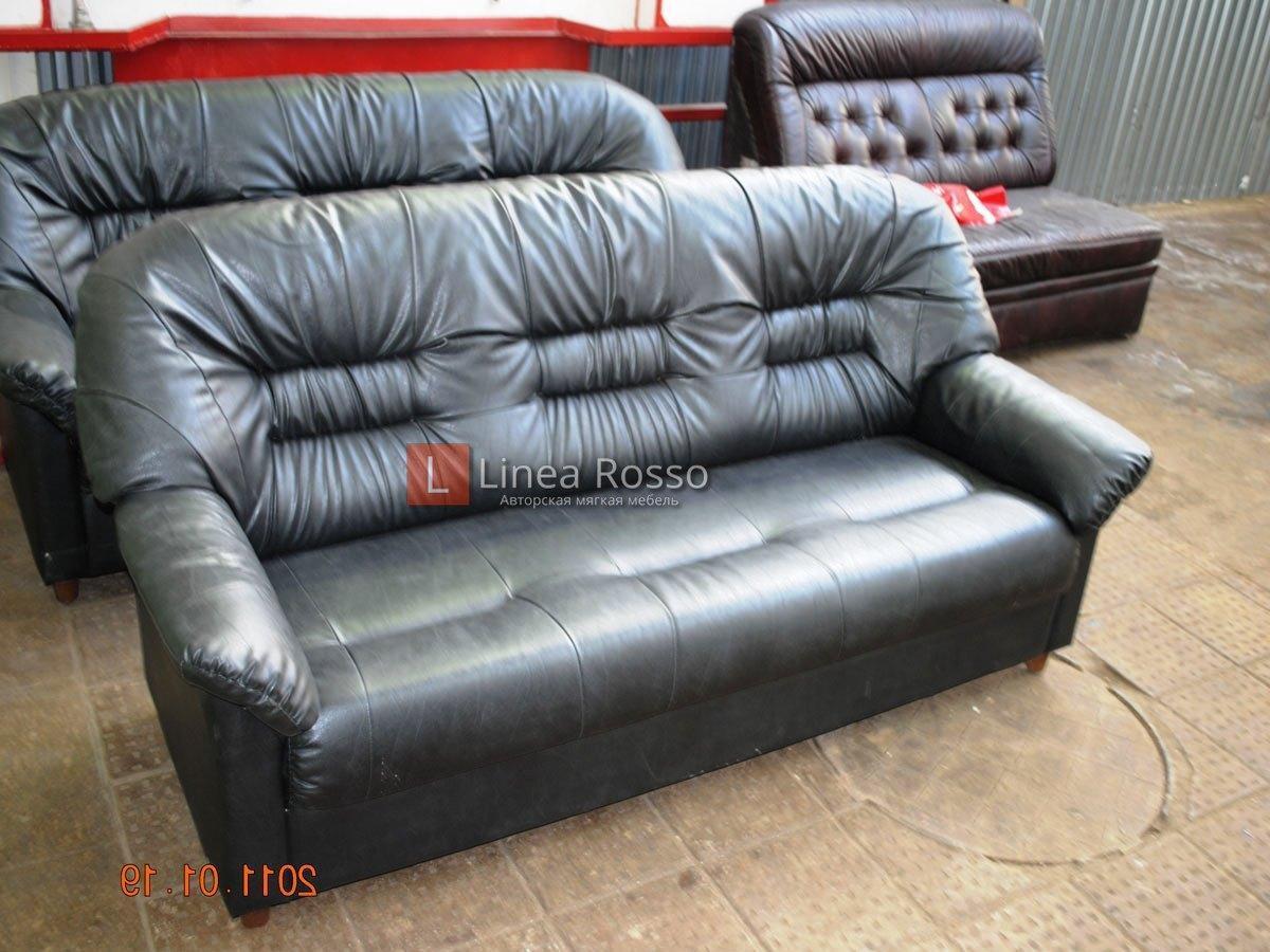 kozha 1 large - Прямые диваны под заказ