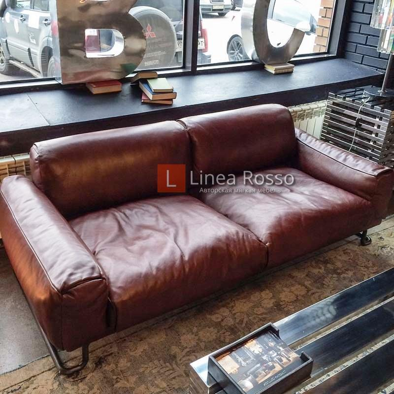 Willow 2 Seater Matador Nuez 1 h - Прямые диваны под заказ