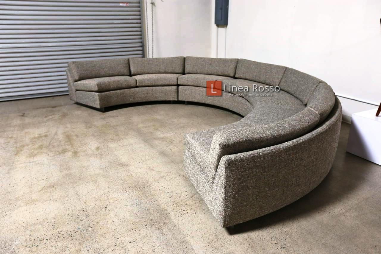 lar sofa - Радиусный Диван На Заказ