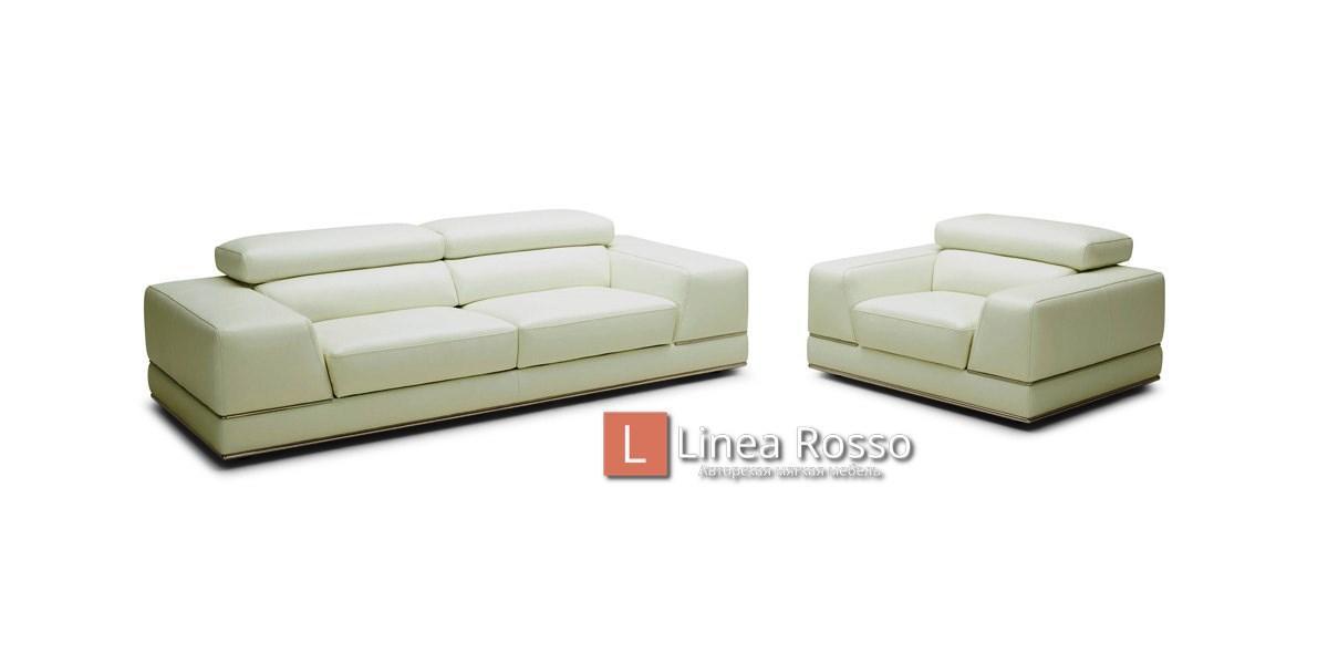 belyj divan2 - Белый диван на заказ