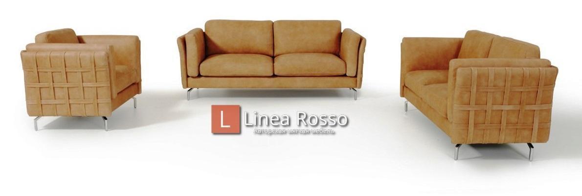 korichnevyj divan - Коричневый диван на заказ