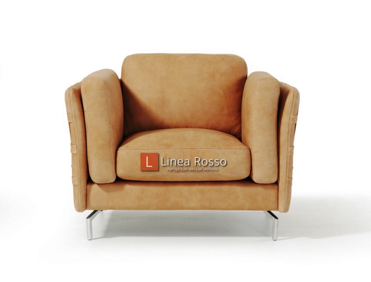korichnevyj divan2 - Коричневый диван на заказ