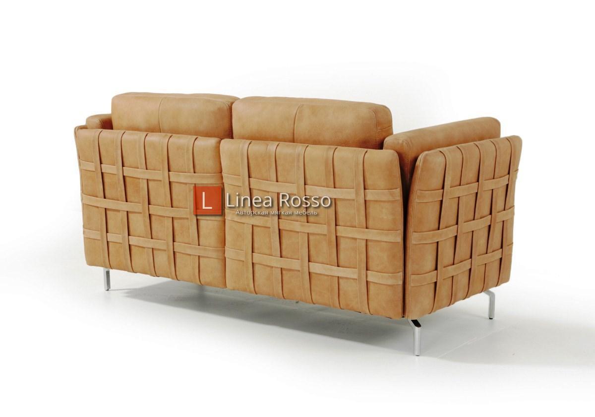 korichnevyj divan3 - Коричневый диван на заказ