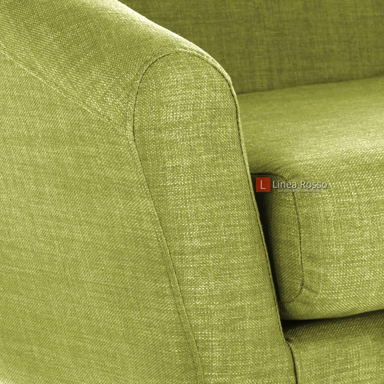 Оливковый диван на заказ