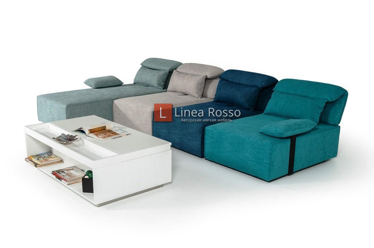 raznotsvetnyj modulnyj divan1 - Модульный разноцветный диван