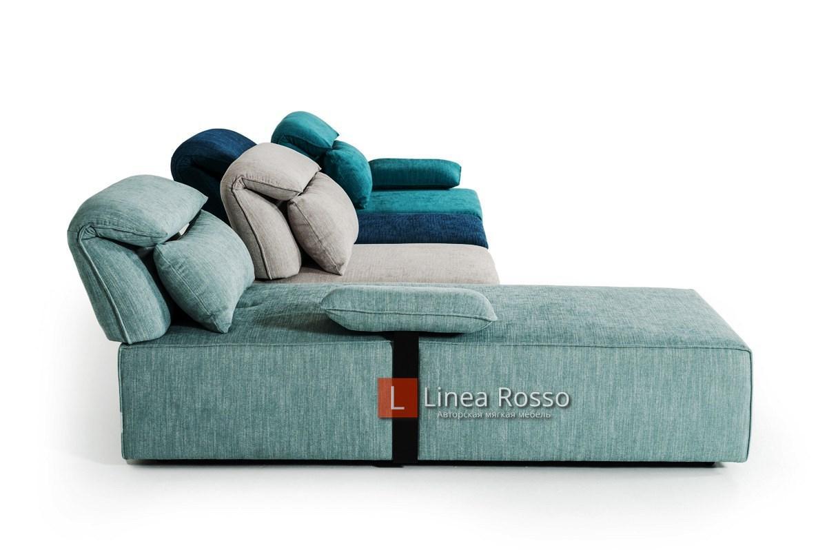 raznotsvetnyj modulnyj divan3 - Модульный разноцветный диван