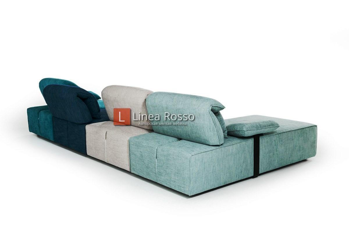 raznotsvetnyj modulnyj divan4 - Модульный разноцветный диван