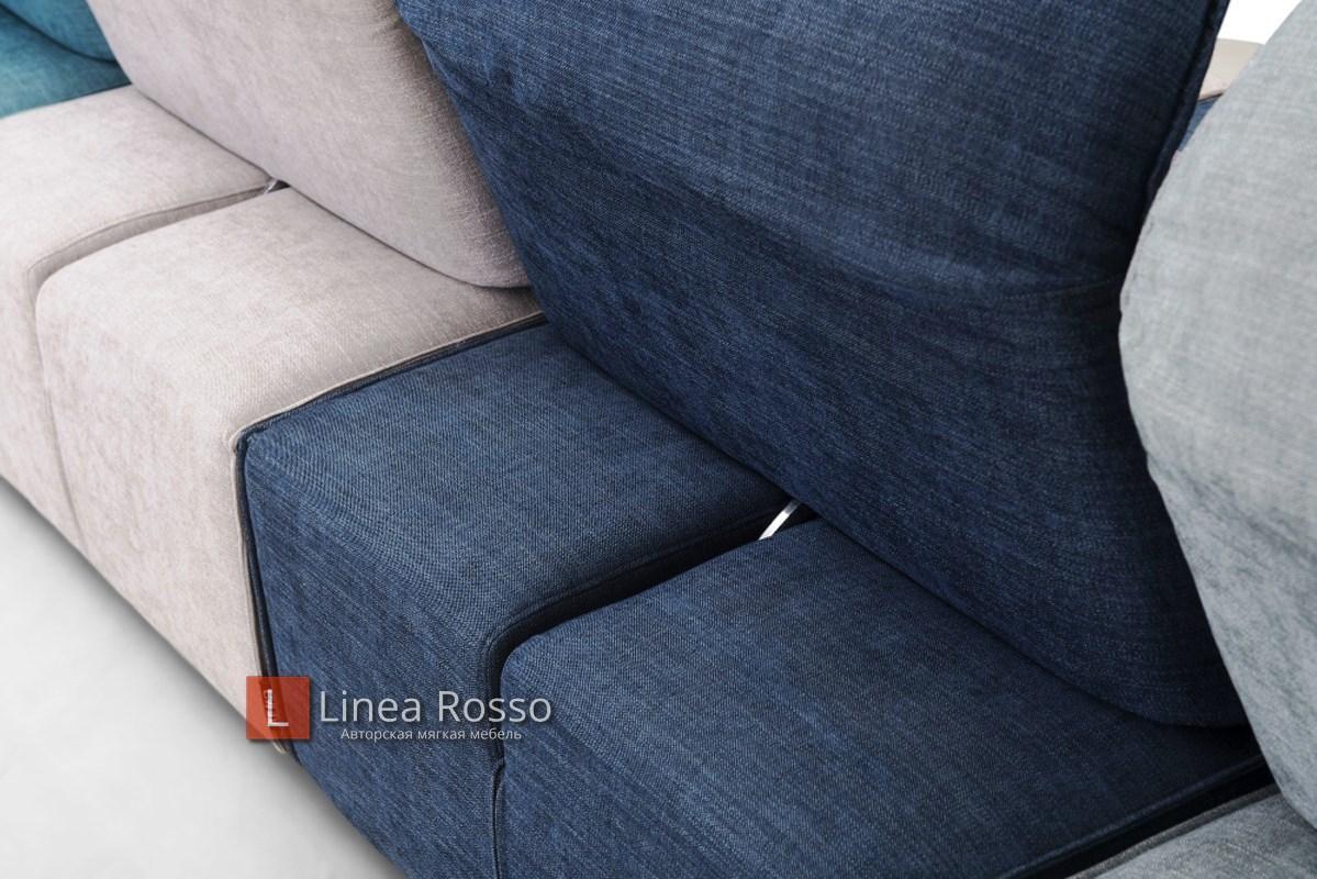 raznotsvetnyj modulnyj divan6 - Модульный разноцветный диван