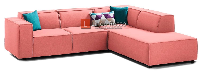 rozovyj divan 1 - Розовый диван под заказ в Киеве