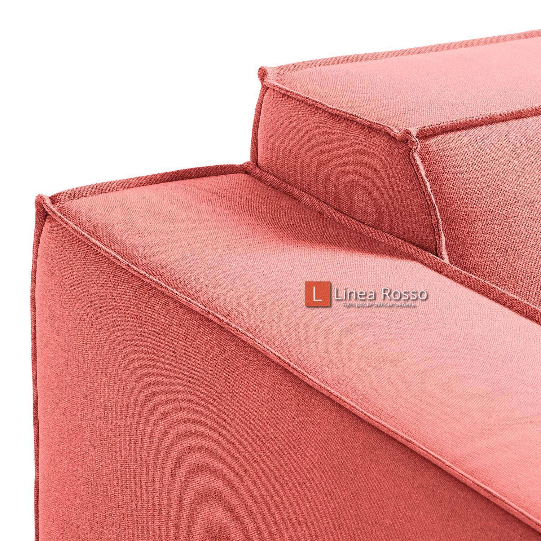 rozovyj divan4 1 - Розовый диван под заказ в Киеве