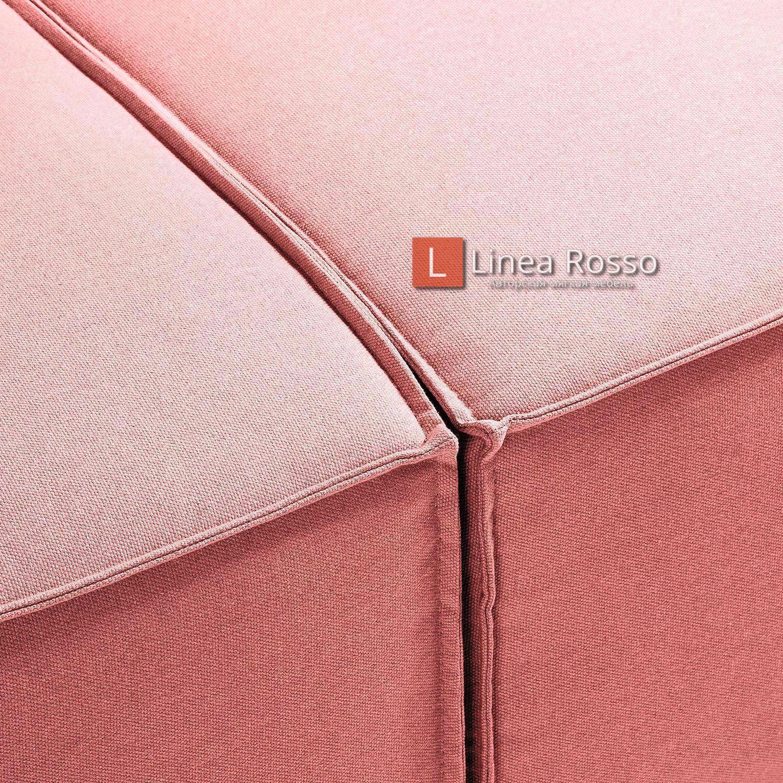 rozovyj divan6 - Розовый диван под заказ в Киеве