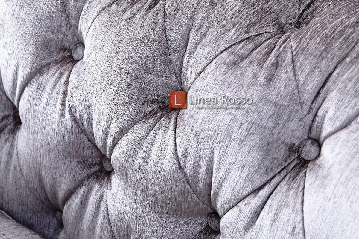 serebristyj divan4 - Серебристый диван на заказ