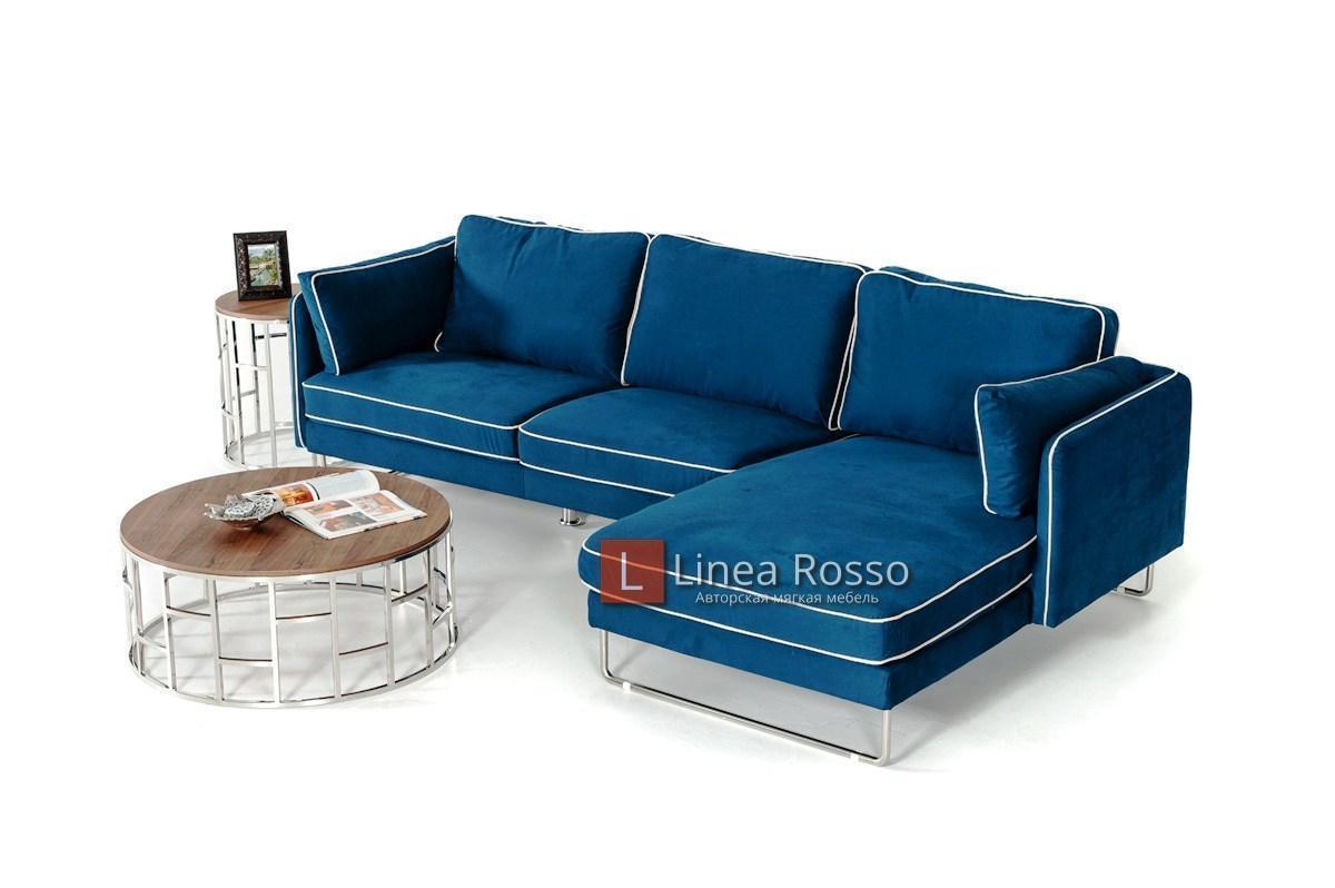 sinij divan1 - Синий диван на заказ