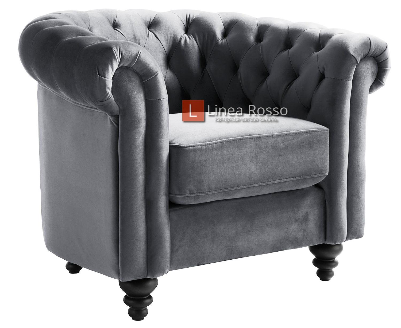 Kreslo v stile chester - Кресло в стиле честер на заказ