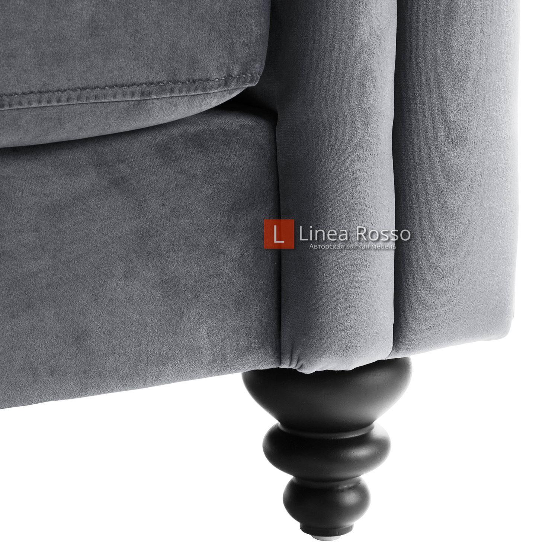 Kreslo v stile chester3 - Кресло в стиле честер на заказ