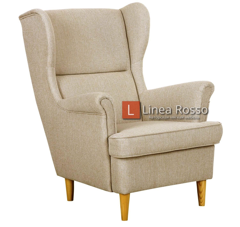 bezhevoe kreslo - Бежевое кресло на заказ