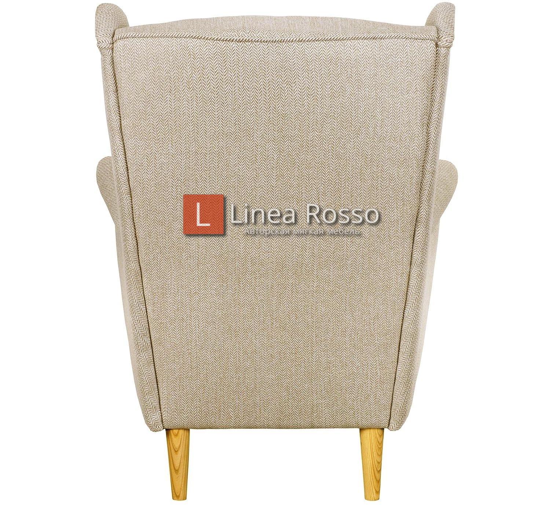 bezhevoe kreslo3 - Бежевое кресло на заказ