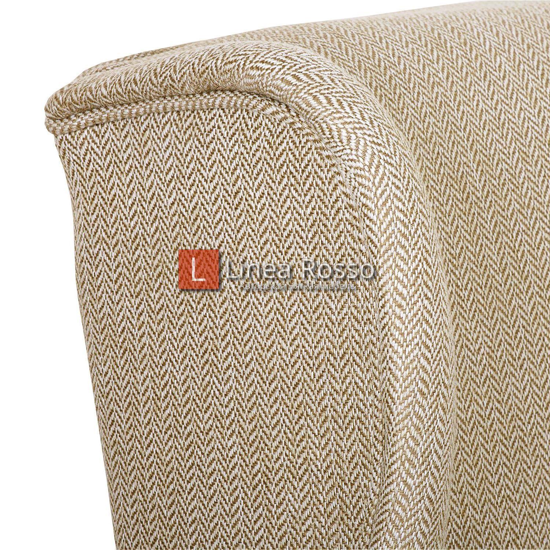 bezhevoe kreslo4 - Бежевое кресло на заказ