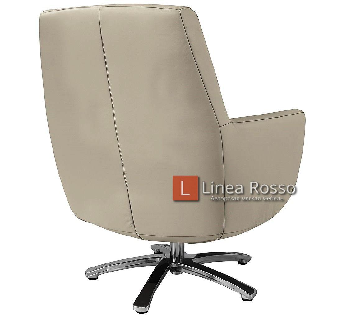 kozhanoe kreslo2 - Кожаное кресло на заказ