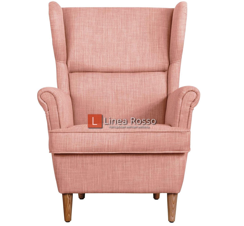 rozovoe kreslo1 - Розовое кресло на заказ