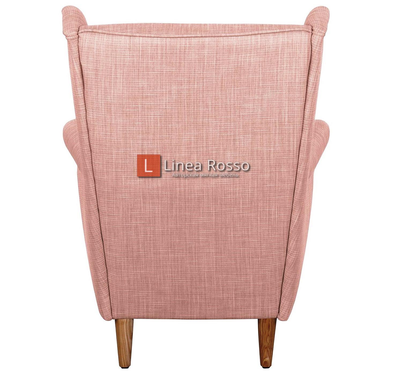 rozovoe kreslo3 - Розовое кресло на заказ