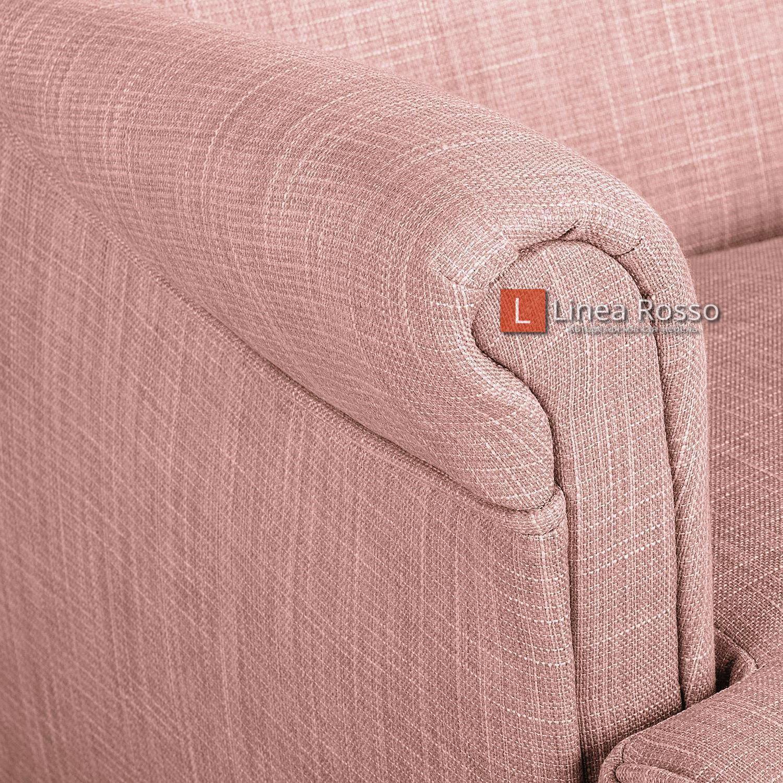 rozovoe kreslo5 - Розовое кресло на заказ