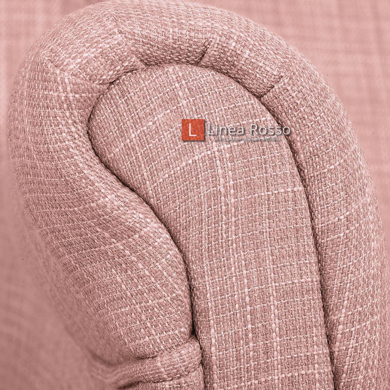 rozovoe kreslo6 - Розовое кресло на заказ