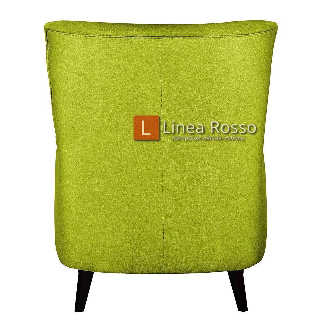 salatovoe kreslo7 - Кресло в салатовом цвете на заказ