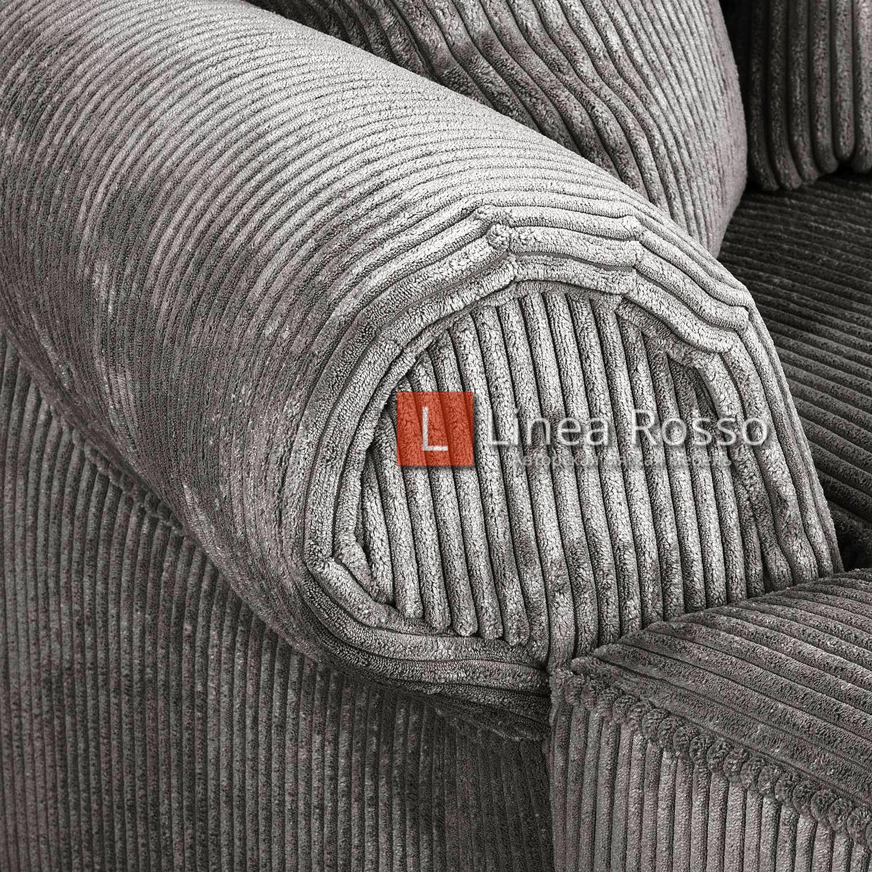 Вельветовое кресло на заказ