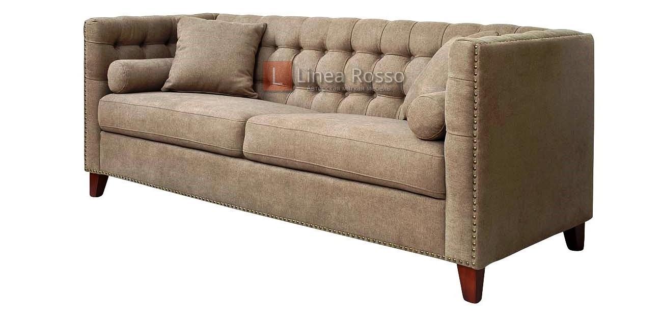 Двухместный диван на заказ