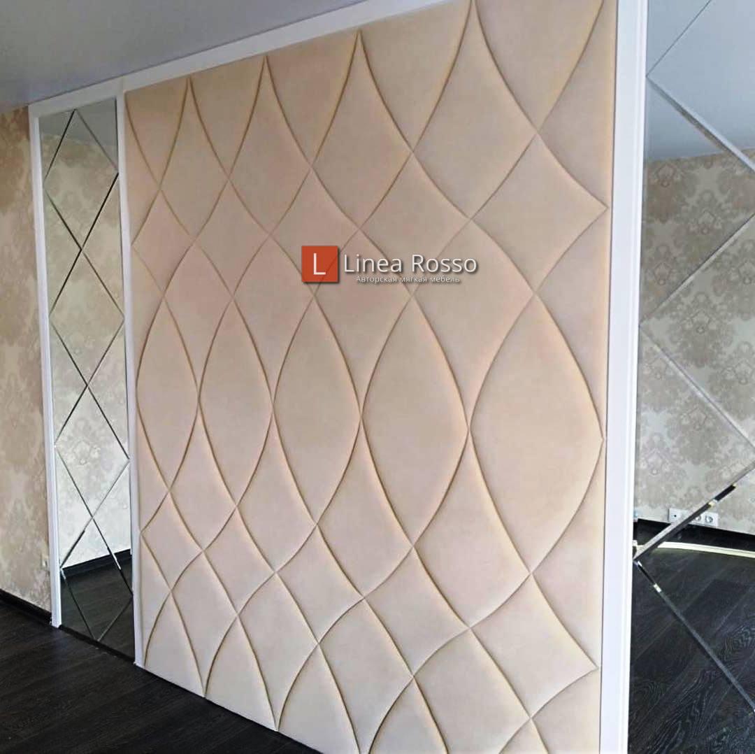dekor panel15 - Мягкие декор панели на заказ