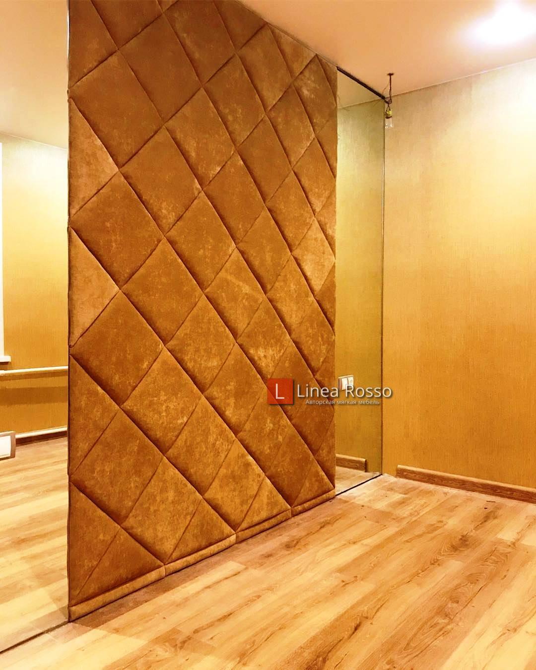 dekor panel6 - Мягкие декор панели на заказ