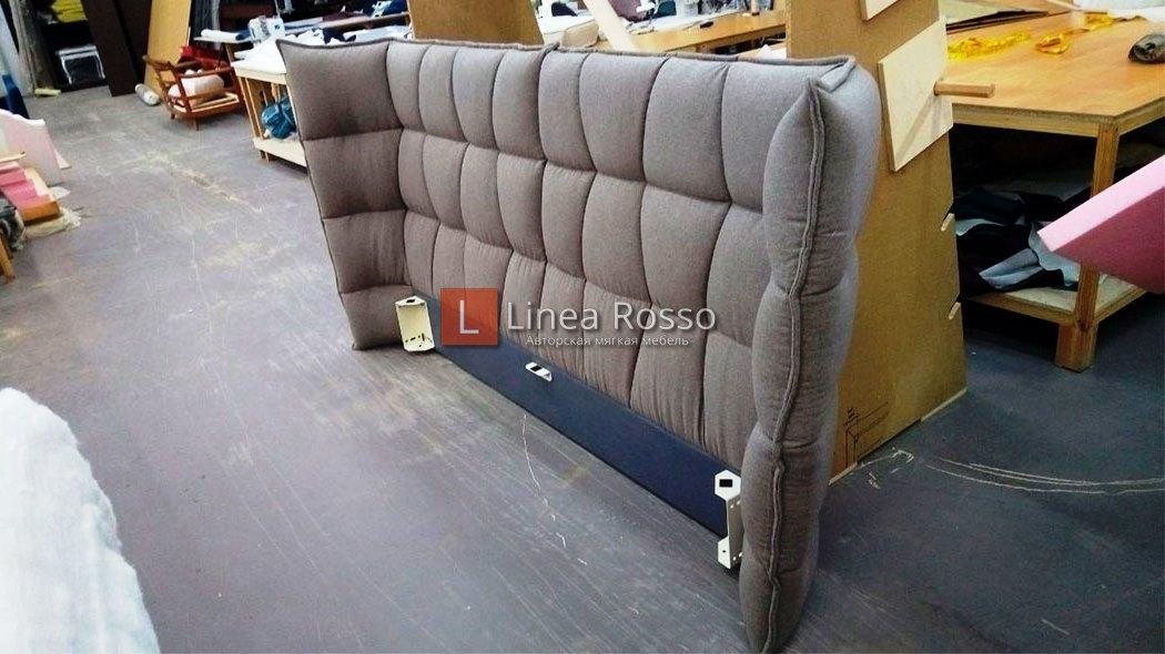 Мягкая кровать на заказ